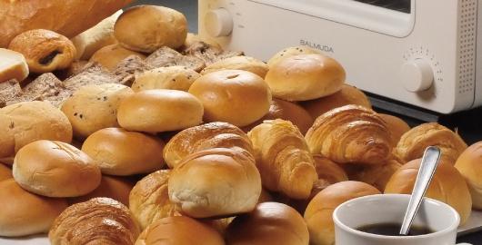 バルミューダ社「ザ・トースター」で美味しい朝食を。